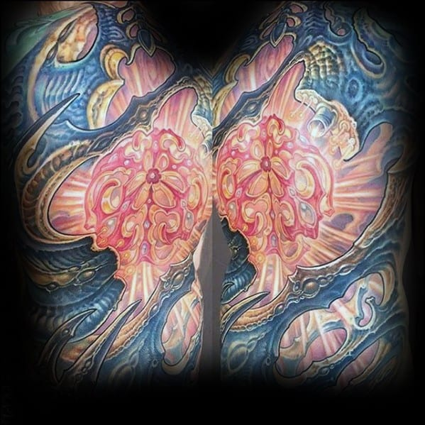 Full Back Guys Tattoo Ideas Rad Designs