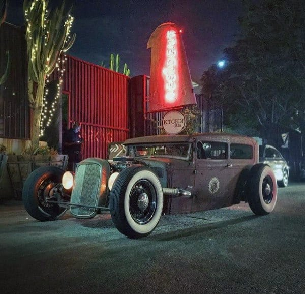 Full Custom Rat Rod Ideas