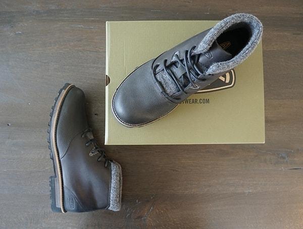 Full Grain Leather Keen The Slater Boots For Men