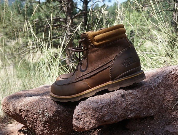 Full Grain Leather The North Face Bridgeton Chukka Boots Review