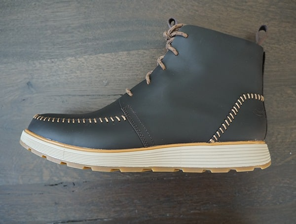 Full Grain Waterproof Leather Mens Chaco Dixon High Boots