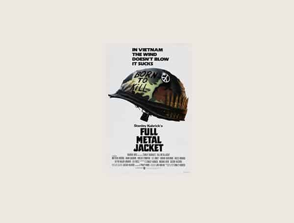 Full Metal Jacket Best Mens War Movies To Watch