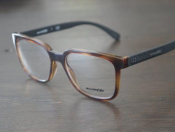 Full Rim Injected Frame Arnette Ashland An7127 Mens Eyeglasses