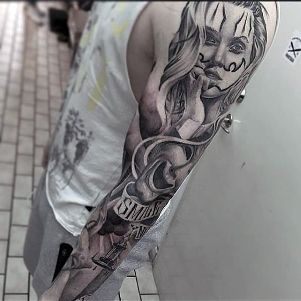 far cry 3 tattoo sleeve real life