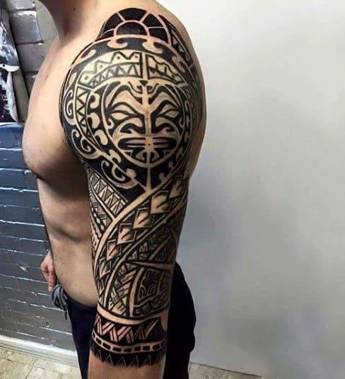Top 93 Maori Tattoo Ideas 2020 Inspiration Guide