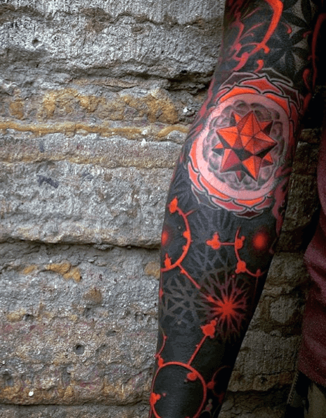 Top 80 Best Abstract Tattoos For Men Artistic Designs
