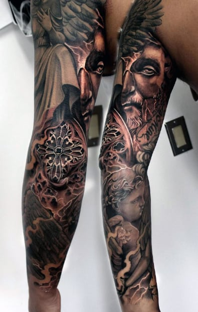 Top 100 Best Sleeve Tattoos For Men - Cool Designs And Ideas
