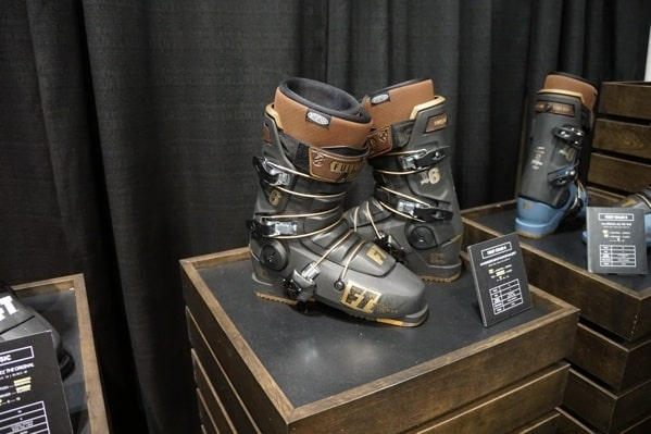 Fulltilt Firstchair 6 Skiing Boots Outdoor Retailer 2018