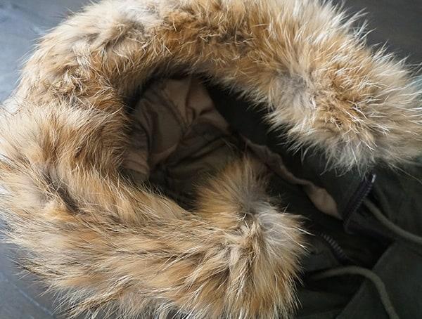 Fur Hood Mens Mountain Ranger Parka Cockpit Usa