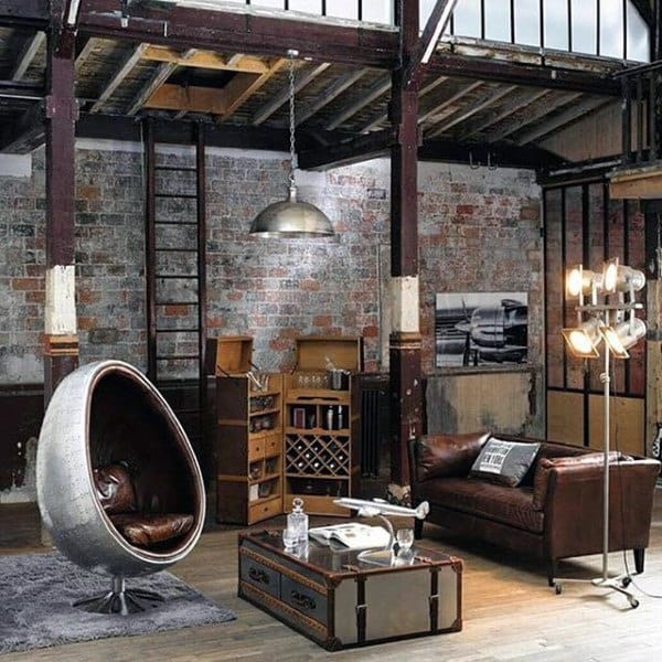 75 man cave furniture ideas for men manly interior designs. Black Bedroom Furniture Sets. Home Design Ideas