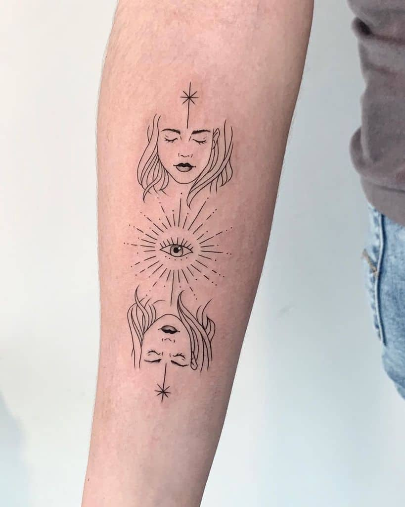 Third Eye Tattoo: Top 105 Best Third Eye Tattoos
