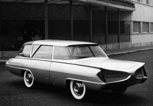 Futuristic Strange Cars