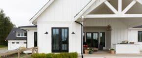 The Top 40 Best Modern Farmhouse Exterior Ideas – Exterior Home Design