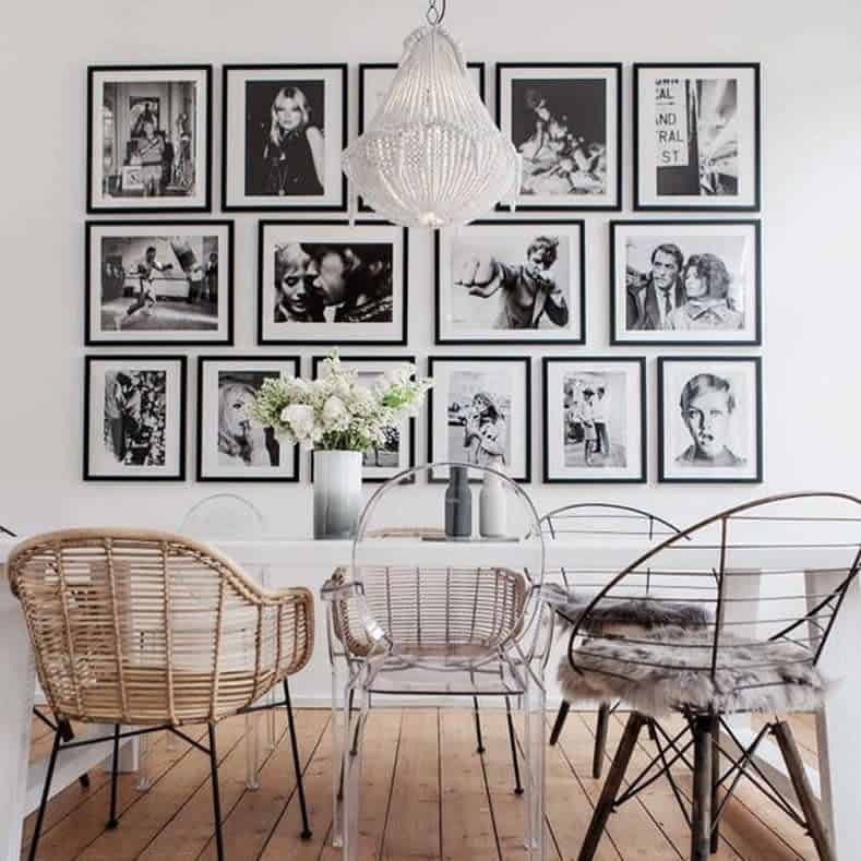 gallery dining room wall decor ideas skol_art