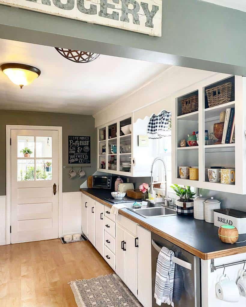 galley farmhouse kitchen ideas paddock_avenue