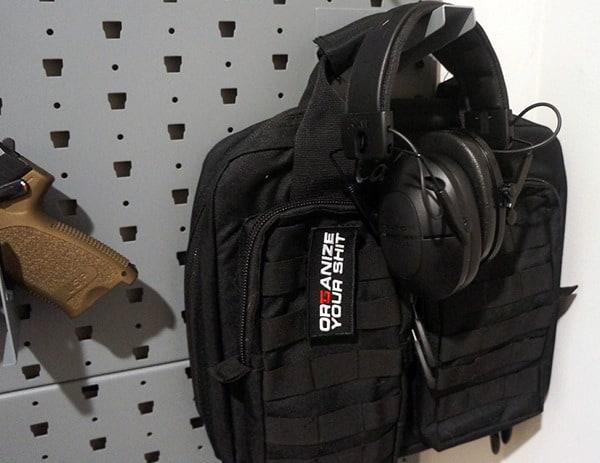 Gallow Tech Hook Range Bag