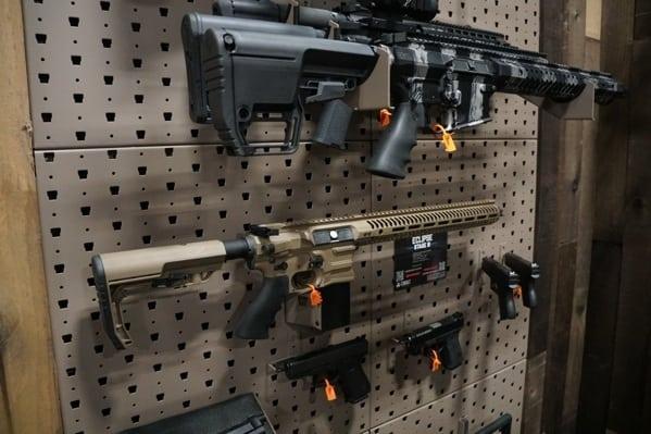 Gallow Tech Rifle Shelf
