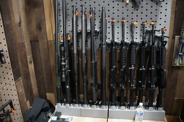 Gallow Tech Verticle Rifle Hanger