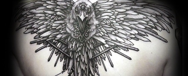 83 Game Of Thrones Tattoo Designs For Men – Westeros Ink Ideas