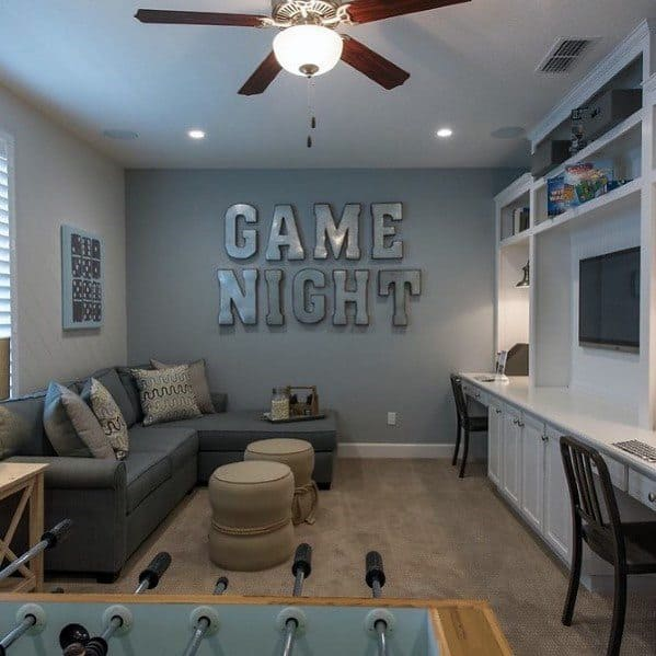 Game Room Home Ideas Bonus Room