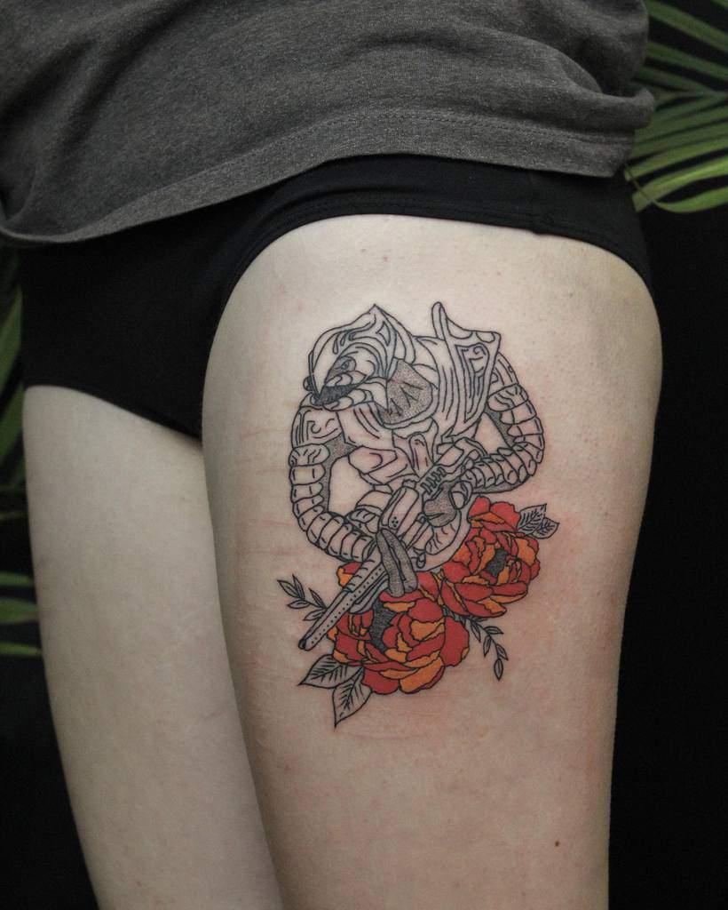 gamer-line-work-halo-tattoo-3z.vision