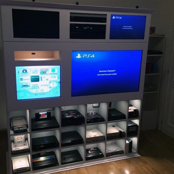 Gaming Room Ideas Custom 60 Game Room Ideas For Men  Cool Home Entertainment Designs Inspiration
