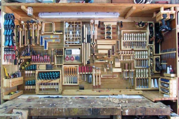 Garage Amazing Tool Storage Ideas