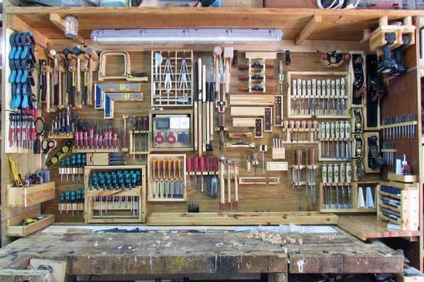 Garage Amazing Tool Storage Ideas