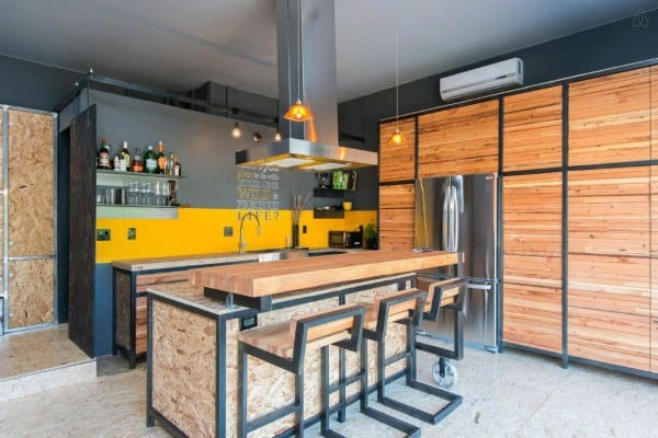 Garage Bar At Home Ideas