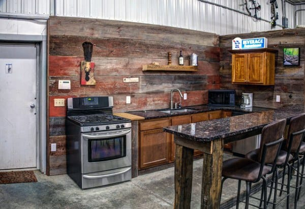 Garage Bar Ideas For Gentlemen