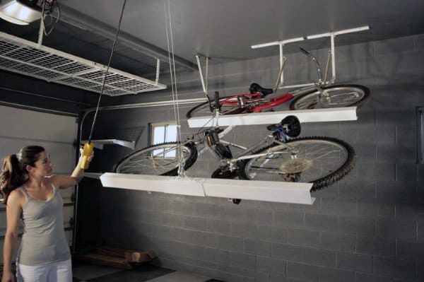 Garage Bicycle Storage Ideas