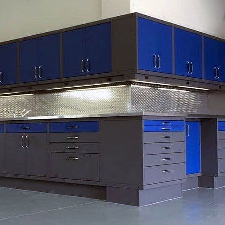 Garage Cabinet Home Ideas