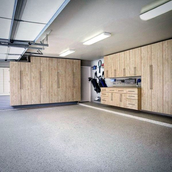 Garage Cabinet Idea Inspiration