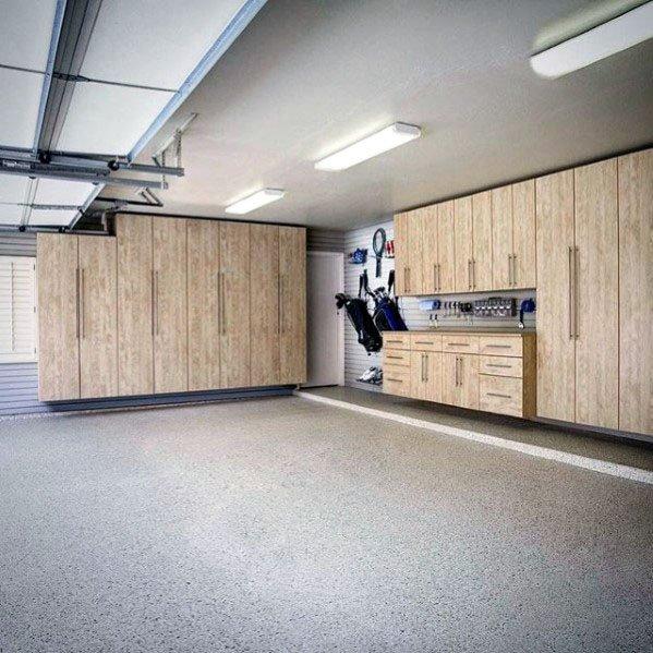 Garage Cabinet Idea Inspiration