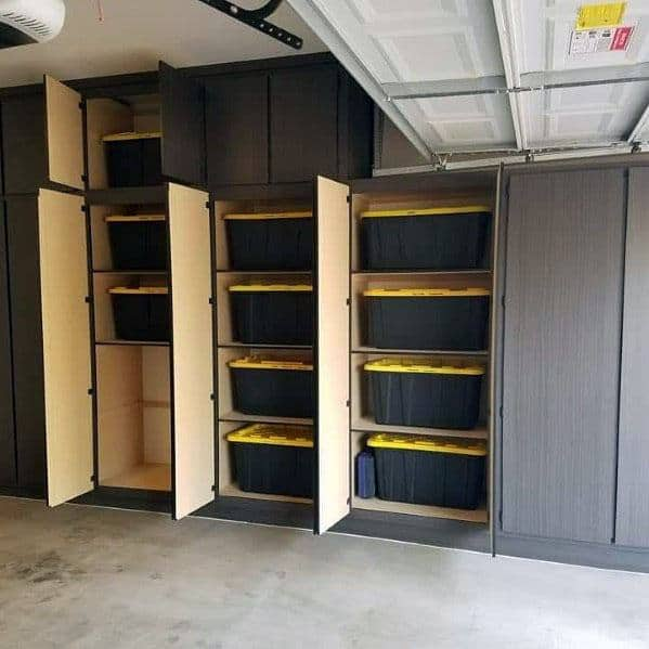 Garage Cabinet Ideas