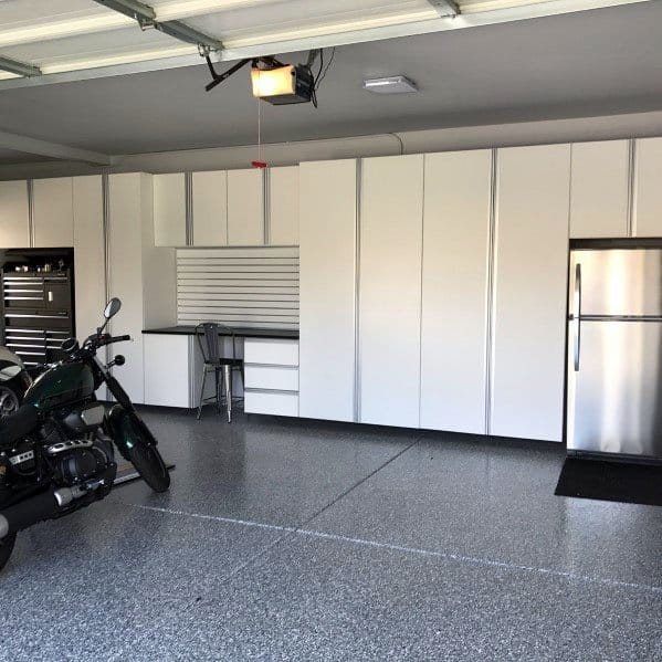 Garage Cabinet Ideas Inspiration