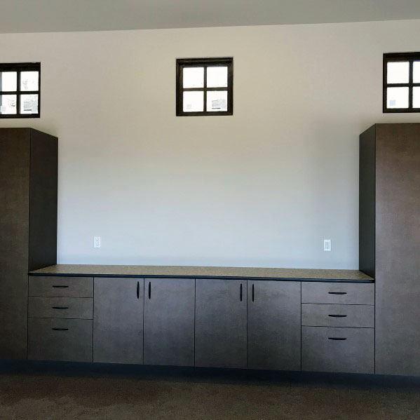 Garage Cabinet Interior Design