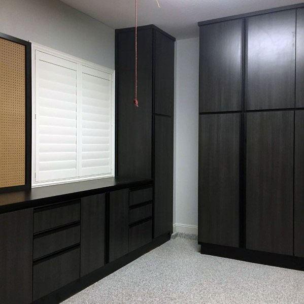 Garage Cabinet Storage Ideas