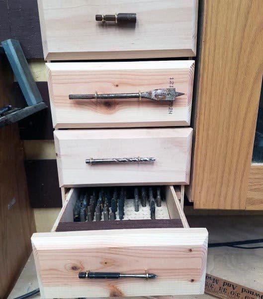 Garage Cabinet Tool Storage Ideas