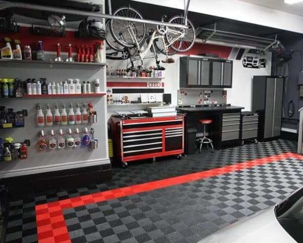Garage Ceiling Storage For Bikes
