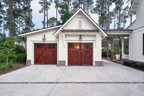 Top 60 Best Detached Garage Ideas Extra Storage Designs