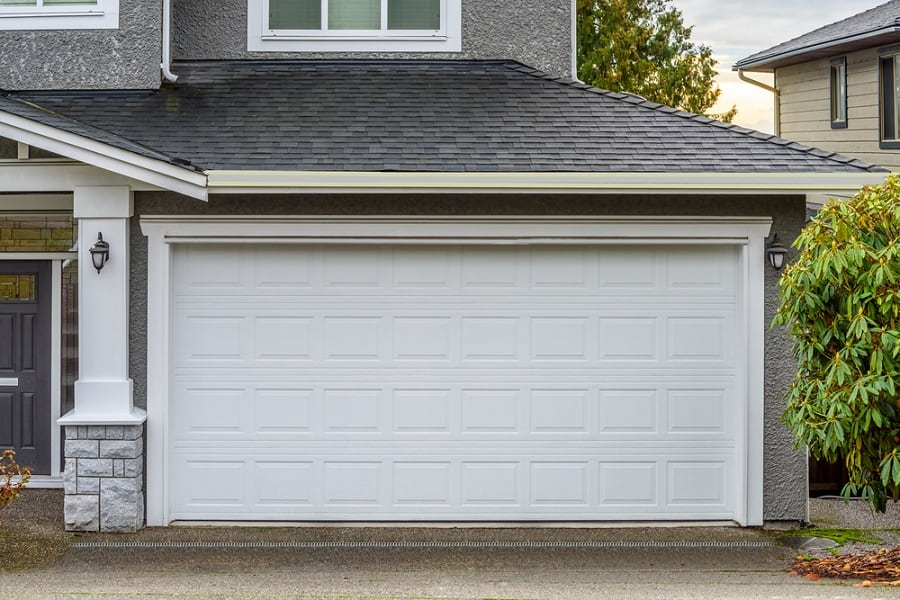 Herringborne Wood Garage Doors Exterior Ideas