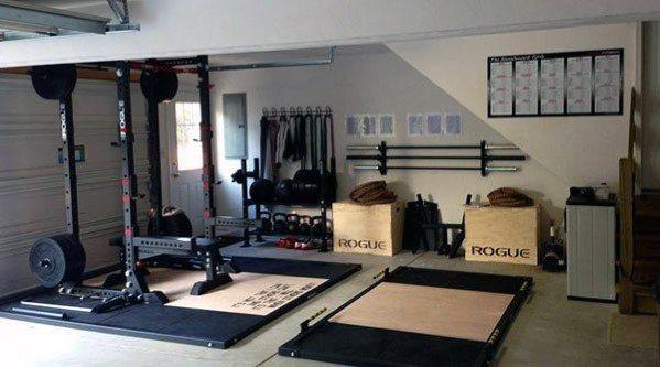 Garage Gym Conversion Ideas