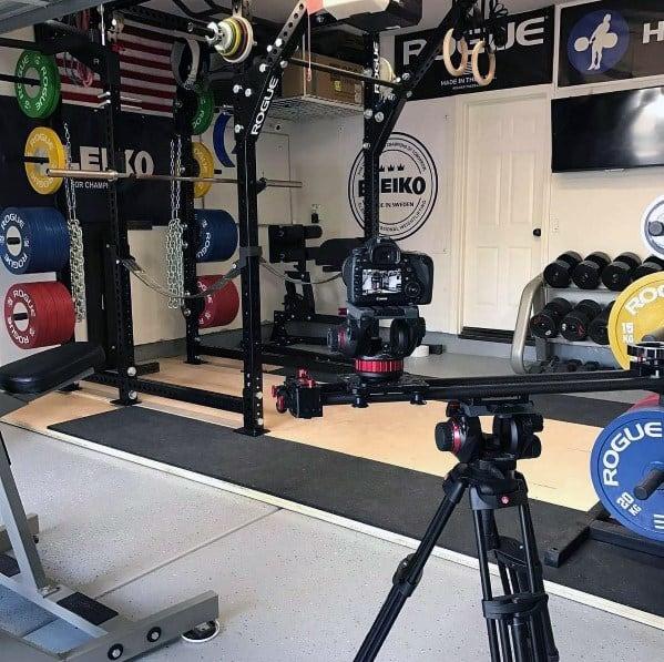 Garage Gym Idea Inspiration