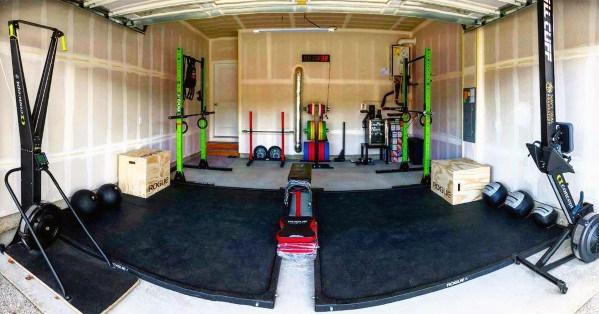 Garage Gym Ideas For Crossfit