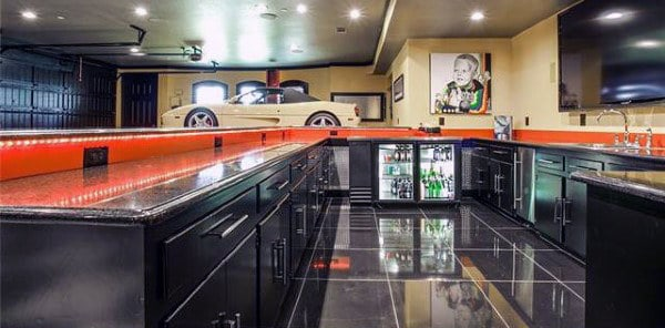 50 Man Cave Garage Ideas