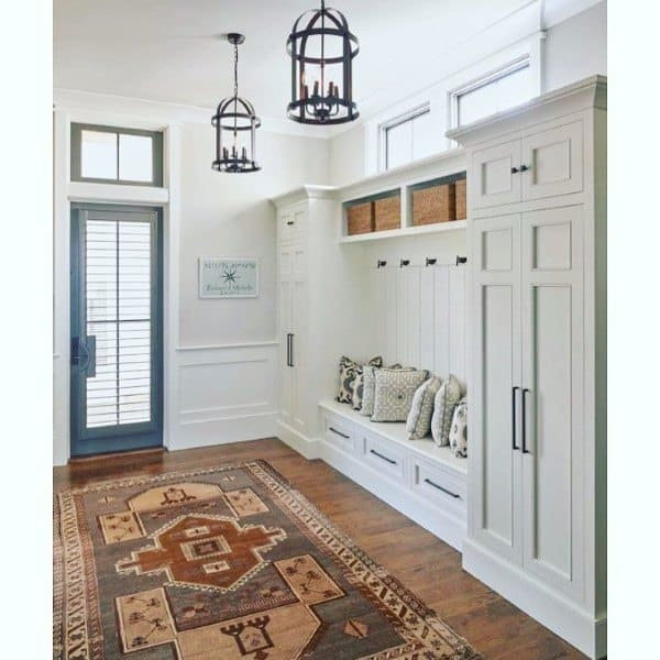 Garage Mudroom Design Ideas
