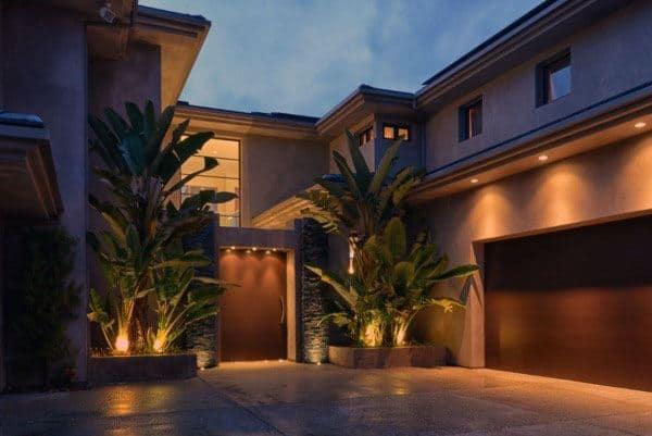Garage Outdoor Lighting Inspiration