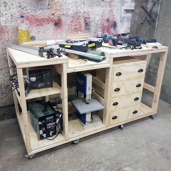 Garage Tools Storage Ideas