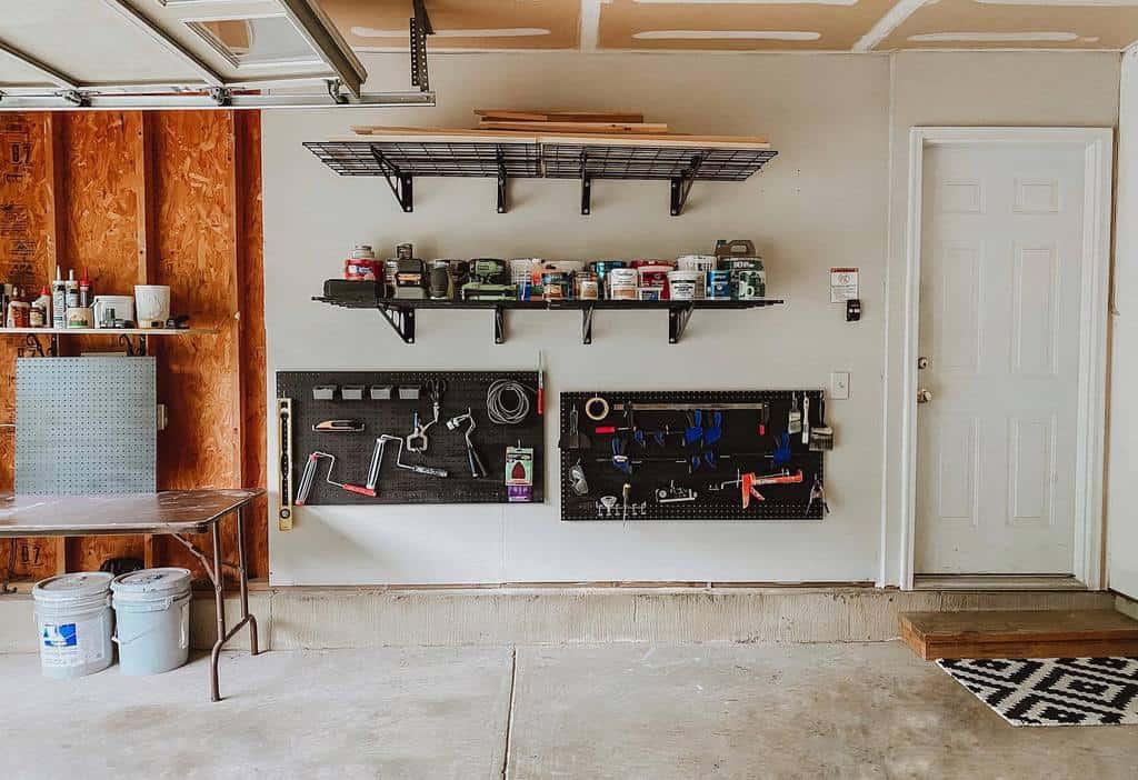 garage work bench ideas miriam.musings